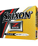 Srixon Z-STAR Golf Balls - 12 Pack
