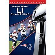 Super Bowl LI Champions New England Patriots DVD
