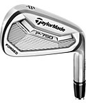 TaylorMade P750 Tour Proto Irons - Steel