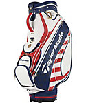 TaylorMade Tour Staff Bag - 2017 Summer Commemorative Collection