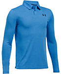 Under Armour Boys' Long Sleeve Siro Tech Polo