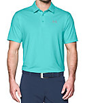 Under Armour Playoff Pencil Stripe Polo