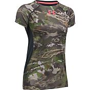 Under Armour Women's Scent Control Tech T-Shirt