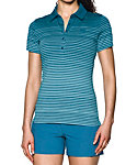 Under Armour Women's Zinger Novelty Polo
