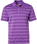 Walter Hagen Essentials Railroad Stripe Polo
