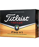 Titleist Prior Generation Pro V1 Golf Balls - 12 pack
