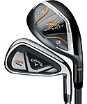 Callaway X2 Hot Hybrid/Irons - Graphite/Steel