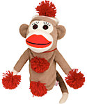 Daphne's Headcovers - Monkey Made of Sockies