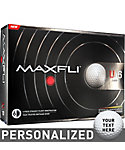 Maxfli U/6X Personalized Golf Balls - 12 Pack