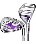Cobra Women's Baffler XL Irons - Graphite