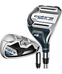 Cobra Men's Baffler XL Hybrid/Irons - Graphite/Steel