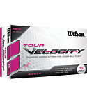 Wilson Women's Tour Velocity Golf Balls - 15 Pack