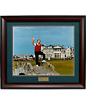 Golf Gifts & Gallery Framed Jack Nicklaus Farewell Print (24