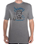 TravisMathew Sorry for Being Awesome T-Shirt