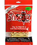 Stinger Pro XL 3 1/4'' Natural Golf Tees - 175 Pack