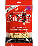 Stinger Competition 3'' Natural Golf Tees - 175 Pack