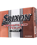 Srixon Trispeed Tour Golf Balls - 12 Pack