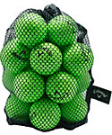 Callaway HX Lime Practice Balls - 18 Pack
