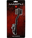 Maxfli Dual-Sided Brush