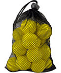 Maxfli Foam Yellow Practice Balls - 18 Pack
