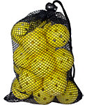 Maxfli Yellow Practice Balls - 18 Pack