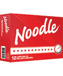 Noodle Long Golf Balls - 12 Pack