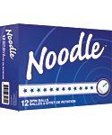 Noodle Spin Golf Balls - 12 Pack
