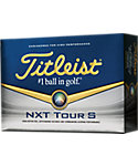 Titleist Prior Generation NXT Tour S Golf Balls - 12 Pack