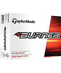TaylorMade Burner Golf Balls (2014) - 12 Pack