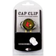 Team Golf Louisville Cardinals Cap Clip