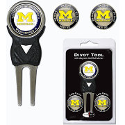 Team Golf Michigan Wolverines Divot Tool