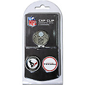 Team Golf Houston Texans Two-Marker Cap Clip