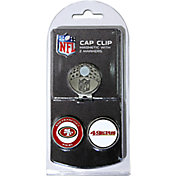 Team Golf San Francisco 49ers Two-Marker Cap Clip