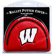 Team Golf Wisconsin Badgers Mallet Putter Cover