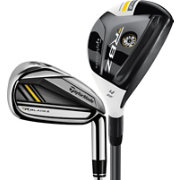 TaylorMade RocketBladez HP Hybrid/Irons – (Graphite) 4-5H, 6-AW