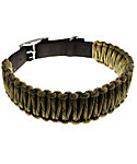 Lucky Shot  Cobrabraid 550 Paracord Dog Collar