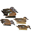 Avian-X Topflight Blue-Wing Teal Decoys - 6 Pack
