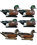 Avian-X Topflight Wigeon Decoys - 6 Pack