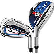 Adams Golf Blue Hybrid/Irons – (Graphite/Steel)