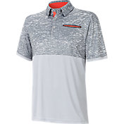 adidas Men's climacool Engineered Camo Print Golf Polo