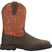 """Ariat Men's Groundbreaker 10"""" Steel Toe Work Boots"""