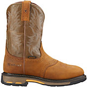 "Ariat Men's WorkHog 10"" Pull-On Western Boots"