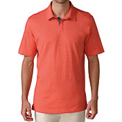 Ashworth Men's Cotton Linen Heather Golf Polo
