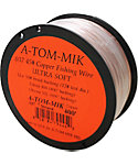 A-TOM-MIK Copper Fishing Wire Line- 400'