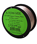 A-TOM-MIK Copper Fishing Wire Line- 300'