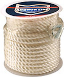 Attwood Premium Twisted Nylon Anchor Line – 100 ft.