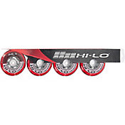 Mission HI-LO HL:1 Indoor Roller Hockey Wheels – 4 Pack