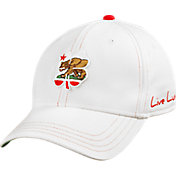 Black Clover Men's California Golf Hat