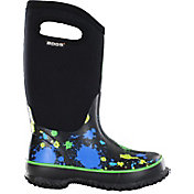 BOGS Kids' Paint Splat Classic Winter Boots