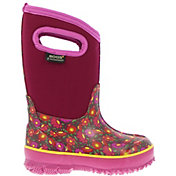"BOGS Kids' Classic Sweet Pea 10"" Insulated Waterproof Rain Boots"